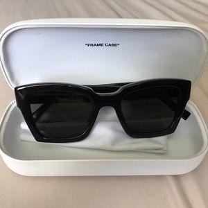 "3c9f4cfbf3b Off-White Accessories - OFF-WHITE x Warby Parker ""Medium"" Frames 😎"